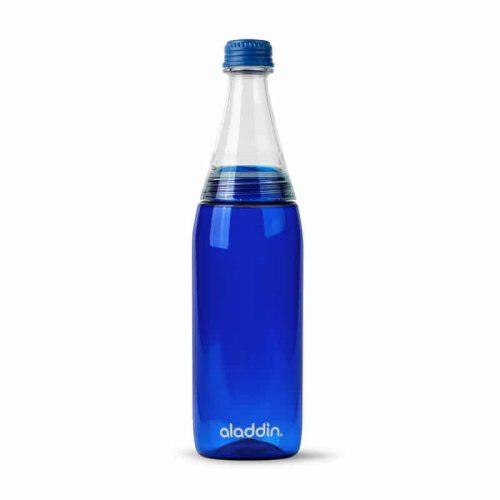 Bistro Trinkflasche blau