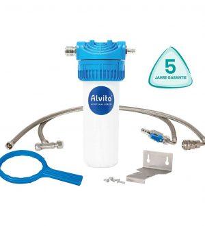 Alvito Untertisch Wasserfilter-System Basic