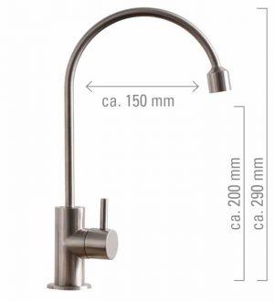 Wasserfilter-Wasserhahn Alba 1