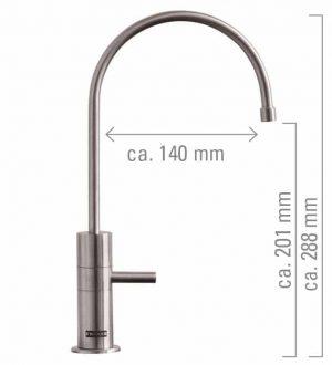 Wasserfilter-Wasserhahn Capri 1