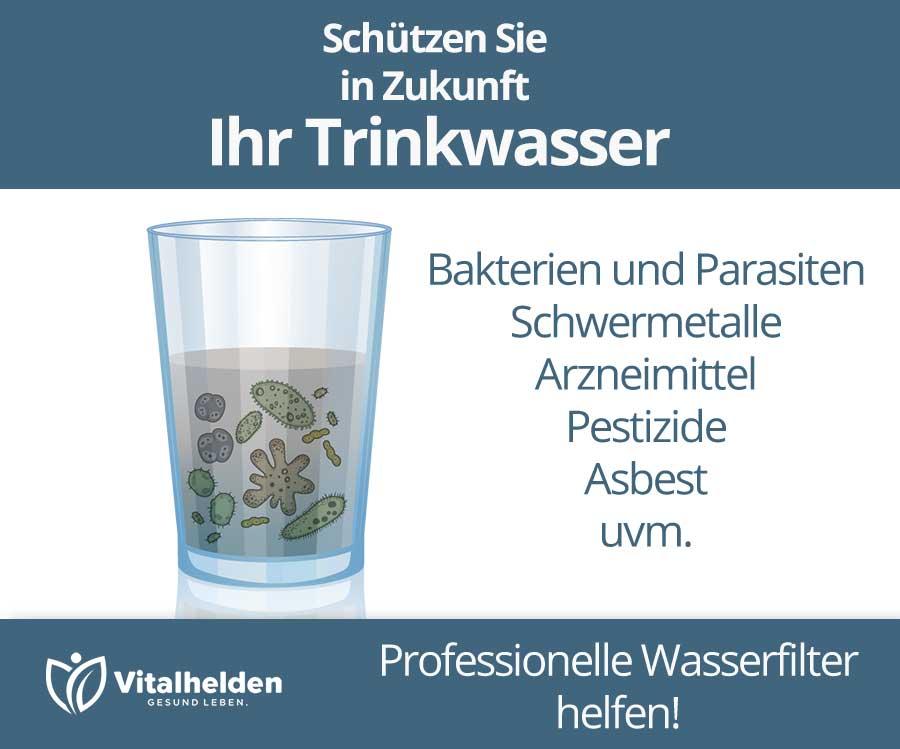 Trinkwasser schützen