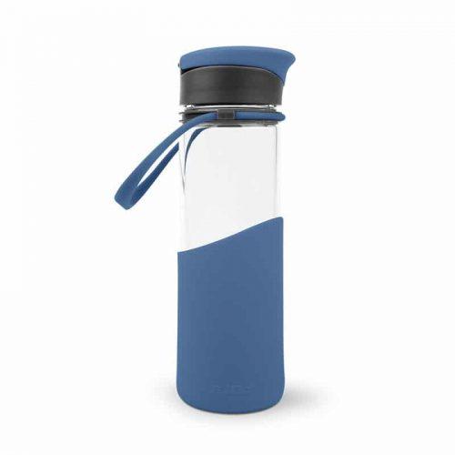 migo_trinkflasche_borosilikatglas_blau