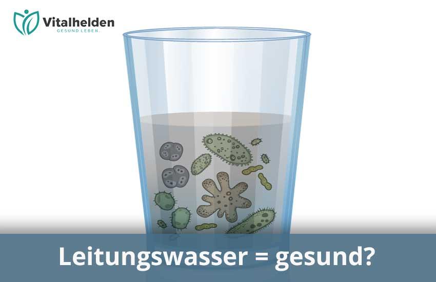 Leitungswasser gesund