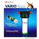 Carbonit Vario Aqua Gardena Aquaristik Filter