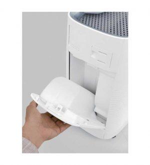 Ideal AP35 H 2in1 Luftreiniger Wassertank-Wechsel