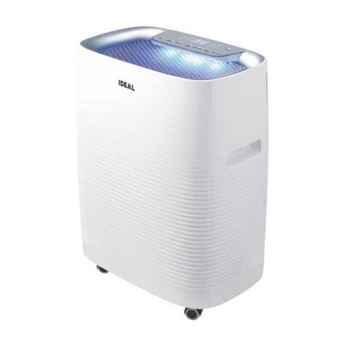 Ideal AP35 H 2in1 Luftreiniger seitlich
