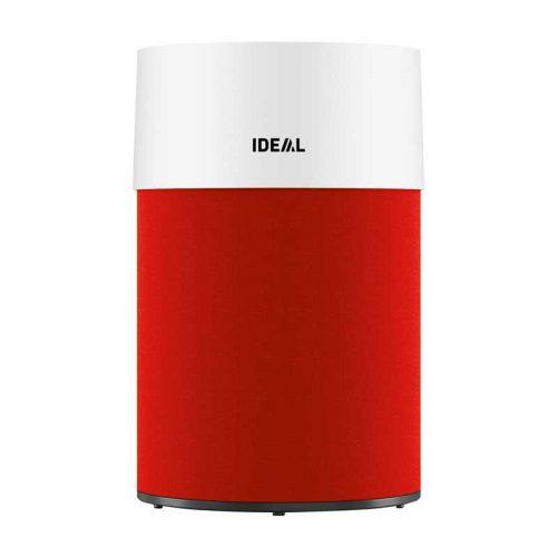 Ideal Luftreiniger AP40 Pro im Textilbezug rot
