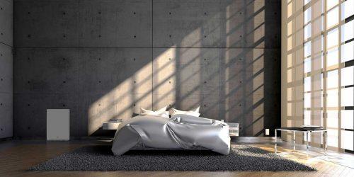 Ideal Luftreiniger AP60 Pro Schlafzimmer