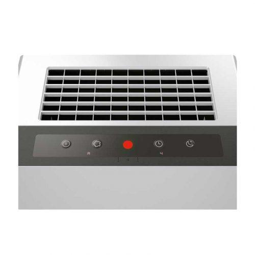 Ideal Luftreiniger AP60 Pro Display rote Leuchte