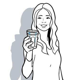 Wasserfilter erzeugen leckeres Leitungswasser