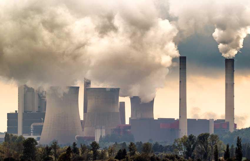Luftreiniger helfen gegen Feinstaub aus der Industrie