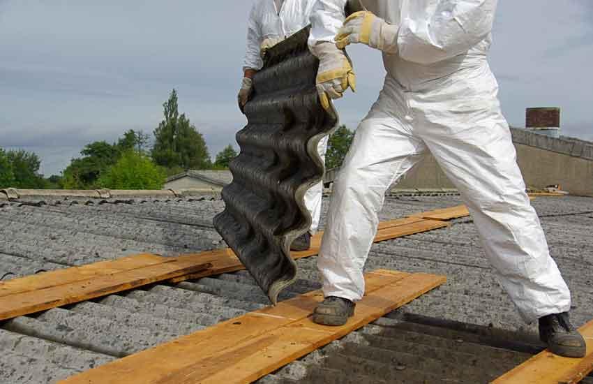 Luftreiniger gegen Asbest können die ungeahnte Gefahr direkt bekämpfen