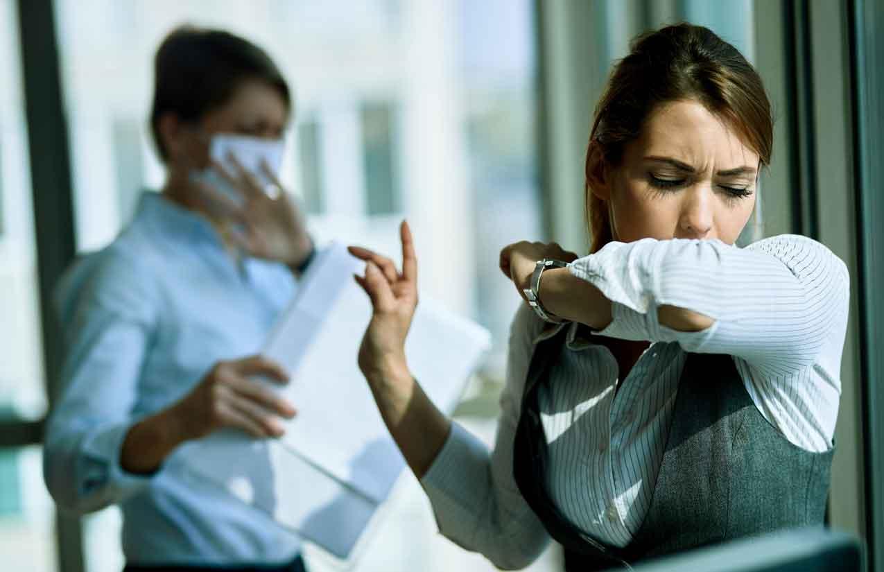 Viren und Bakterien in Innenräumen