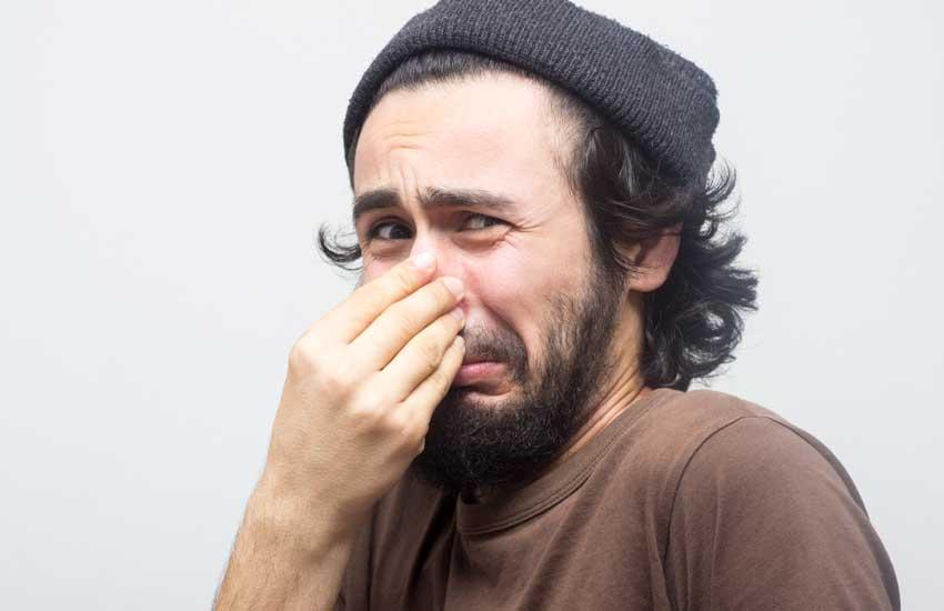 Gegen üble Gerüche helfen Luftfilter