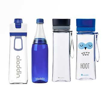 Trinkflaschen bei Vitalhelden.de