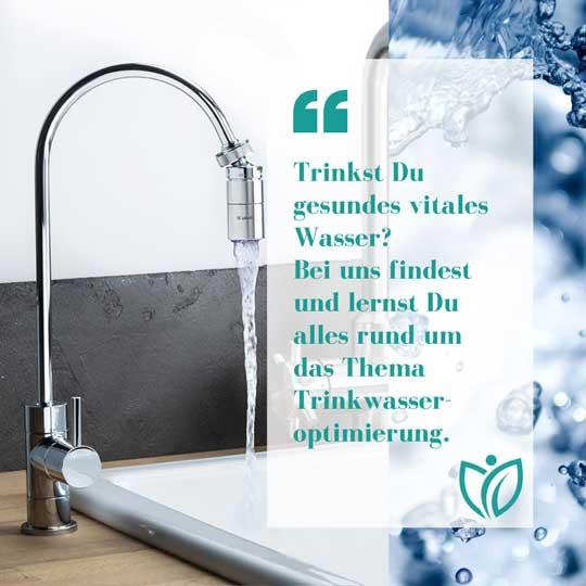 Post - Trinkst du gesundes vitales Wasser?