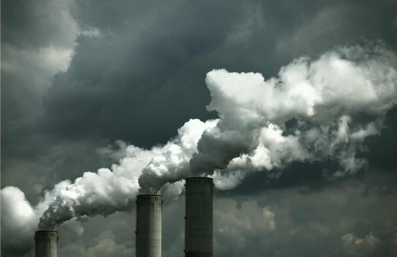 Luftverschmutzung durch Konzerne