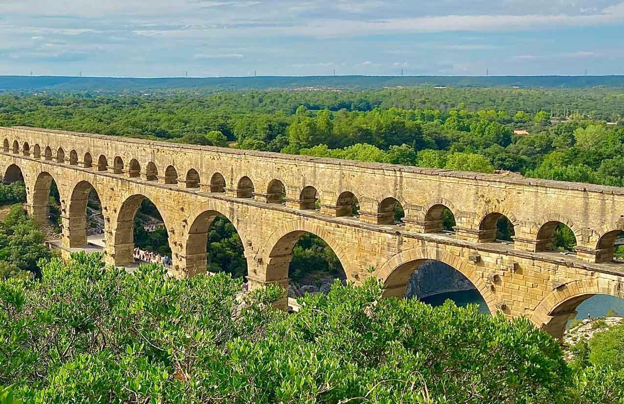 Römisches Aquädukt