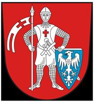 Trinkwasser und Stadtwappen Bamberg