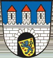 Trinkwasser und Stadtwappen Celle