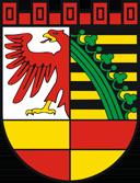 Trinkwasser und Stadtwappen Dessau