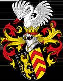 Trinkwasser und Wappen Hanau