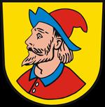 Trinkwasser und Stadtwappen Heidenheim