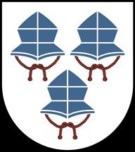 Trinkwasser und Stadtwappen Landshut