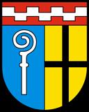 Trinkwasser und Stadtwappen Mönchengladbach