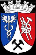 Stadtwappen Oberhausen Trinkwasser