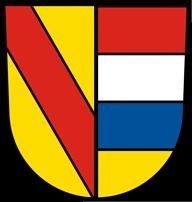 Trinkwasser und Stadtwappen Pforzheim