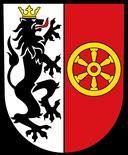 Trinkwasser und Stadtwappen Rheda-Wiedenbrück