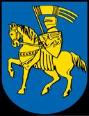 Trinkwasser und Stadtwappen Schwerin