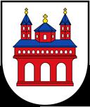 Trinkwasser und Stadtwappen Speyer
