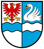 Trinkwasser und Stadtwappen Villingen-Schwenningen