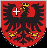 Trinkwasser und Stadtwappen Wetzlar