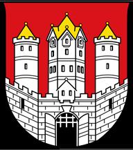 Trinkwasser und Wappen Salzburg