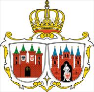 Trinkwasser und Wappen Stadt Brandenburg