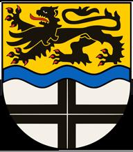 Trinkwasser und Wappen Dormagen