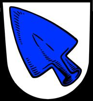 Trinkwasser und Wappen Erding