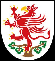 Trinkwasser und Wappen Greifswald