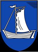 Trinkwasser und Wappen Greven