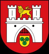 Trinkwasser und Wappen Hannover