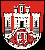 Trinkwasser und Wappen Hennef