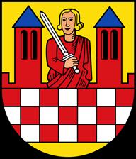 Trinkwasser und Wappen Iserlohn