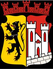 Trinkwasser und Wappen Jülich