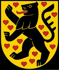 Trinkwasser und Wappen Weimar