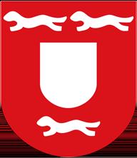 Trinkwasser und Wappen Wesel