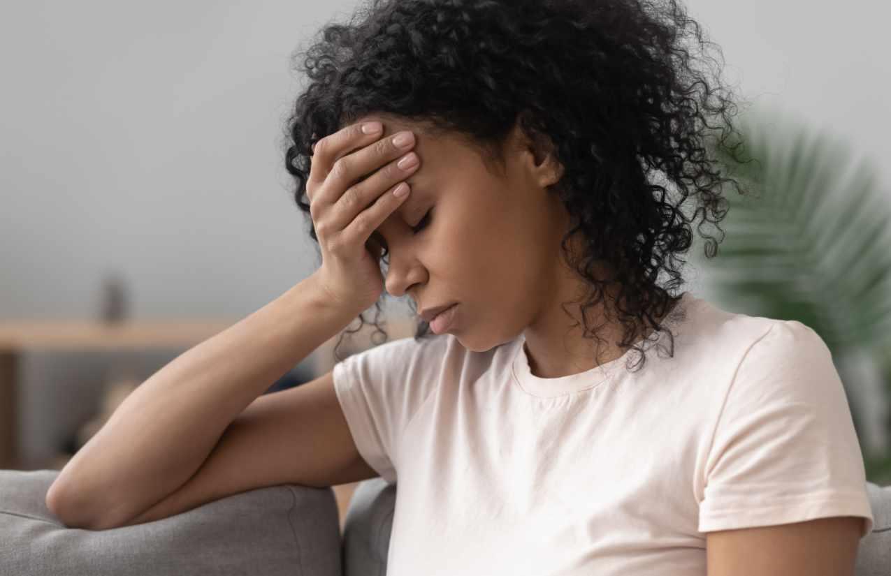 Kopfschmerzen durch schlechte Luft